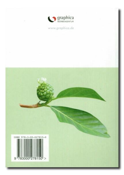 NONI Morinda citrifolia - Altes Wissen und neue Erkenntnisse - Buch Rückseite
